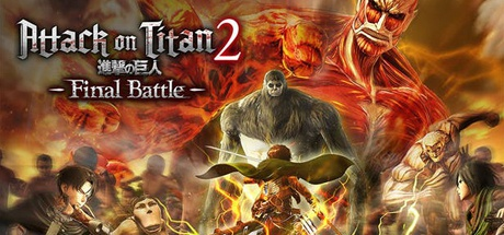 ATTACK ON TITAN 2: FINAL BATTLE WITH BONUS