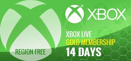 Xbox Live Gold 14-Days Trial Code GLOBAL