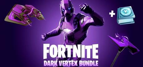 Buy Fortnite - Dark Vertex Cosmetic Set + 2,000 V-Bucks for Xbox One