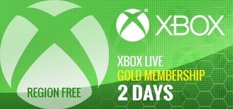 Xbox Live Gold 2-Days Trial Code GLOBAL