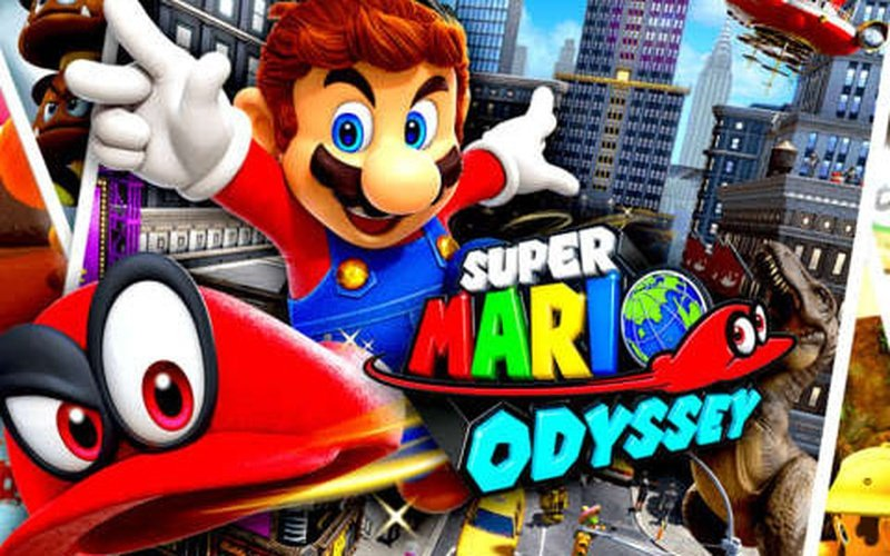 Buy Super Mario Odyssey Nintendo Switch Nintendo Switch Cd Key Instant Delivery Hrkgame Com