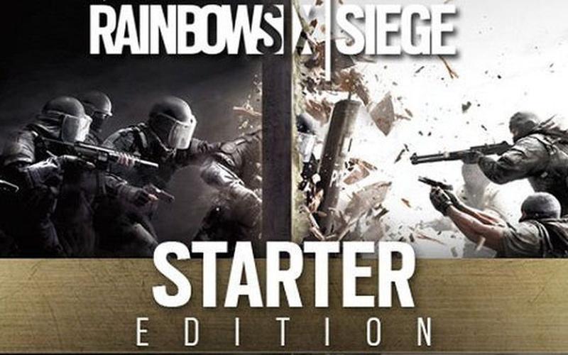 should i get rainbow six siege starter edition