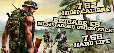 7,62 High Calibre, 7,62 Hard Life, Brigade E5: New Jagged Union Pack