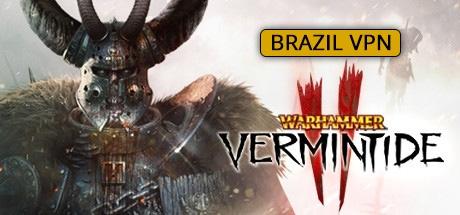 Warhammer Vermintide 2 BRAZIL VPN