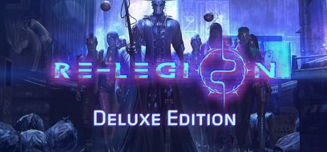 RE-LEGION - DELUXE EDITION