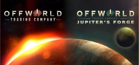 Buy OFFWORLD TRADING COMPANY + JUPITER'S FORGE EXPANSION PACK for Steam PC