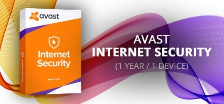Buy AVAST Internet Security 1 Device 1 Year for Software PC