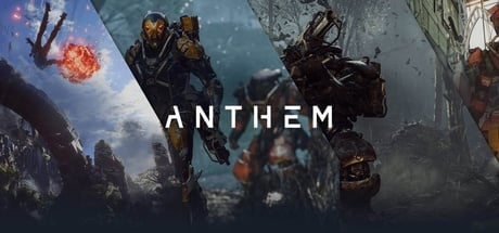 ANTHEM VIP DEMO BETA PS4/XBOX ONE/PC