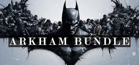 Batman Arkham Bundle