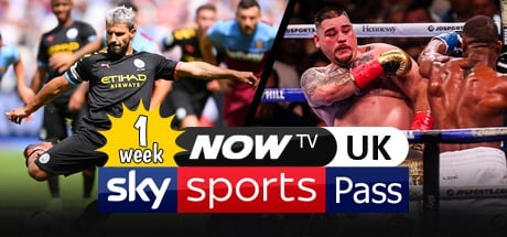 Buy 1 Week NOW TV Sky Sports UK Pass for Official Website PC