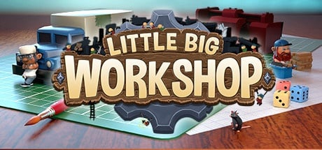Buy Little Big Workshop for Steam PC