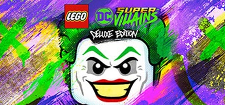 Buy LEGO DC Super-Villains Deluxe Edition for Steam PC
