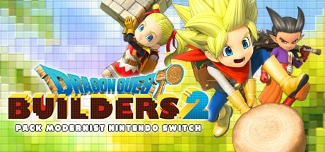 Buy DRAGON QUEST BUILDERS 2 - Modernist Pack Nintendo Switch for Nintendo Switch