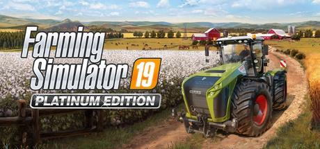 Buy Farming Simulator 19 - Platinum Edition for Steam PC