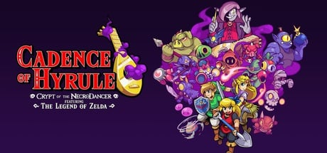 Buy Cadence of Hyrule: Crypt of the NecroDancer Featuring The Legend of Zelda Nintendo Switch for Nintendo Switch