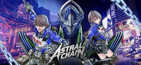 Buy ASTRAL CHAIN Nintendo Switch for Nintendo Switch