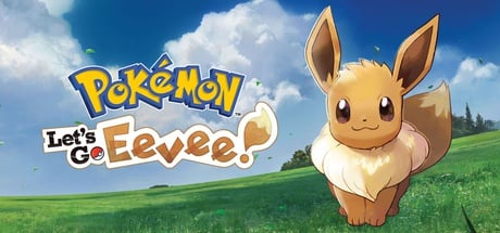 Pokémon: Let's Go, Eevee! Nintendo Switch