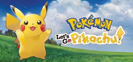 Buy Pokémon: Let's Go, Pikachu! Nintendo Switch for Nintendo Switch