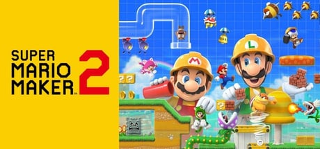 Buy Super Mario Maker 2 Nintendo Switch for Nintendo Switch