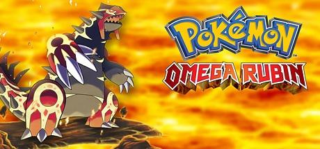 Pokemon Omega Rubin - Nintendo 3DS