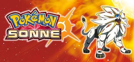 Pokemon Sonne - Nintendo eShop Code 3DS
