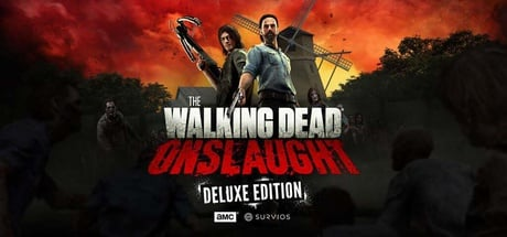 Buy The Walking Dead Onslaught Deluxe Edition for Steam PC