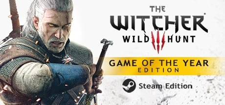 The Witcher 3: Wild Hunt - GOTY Steam Edition