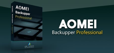 AOMEI Backupper Professional Edition