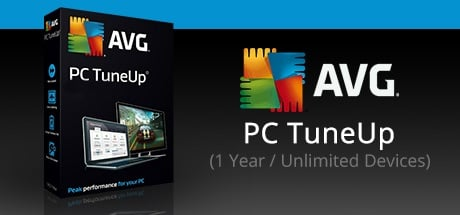 AVG PC TUNEUP (1 YEAR / UNLIMITED DEVICES)