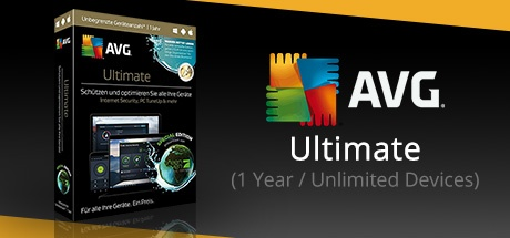 AVG ULTIMATE (1 YEAR / UNLIMITED DEVICES)