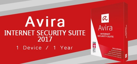 Avira Internet Security Suite 2017 - 1 Device / 1 Year
