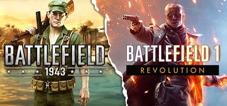Buy BATTLEFIELD 1 REVOLUTION & BATTLEFIELD 1943 for Xbox One
