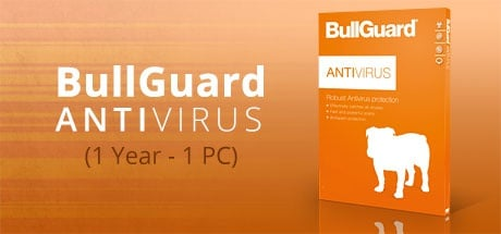 Bullguard ANTIVIRUS 1 PC 1 Year
