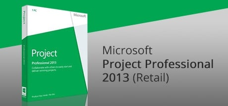 Buy Microsoft Project Professional 2013 for Software PC