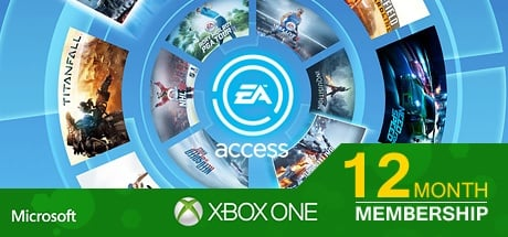 Buy EA Access - 12 Months Subscription for Xbox One