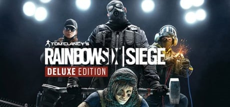 Tom Clancy's Rainbow Six Siege - Deluxe Edition Steam Edition