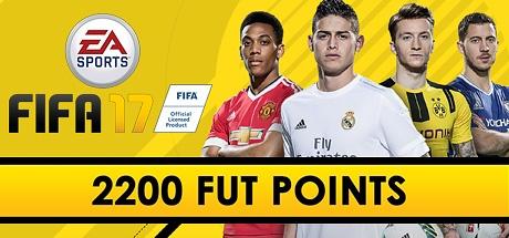 Buy FIFA 17: 2200 FUT points for Origin PC