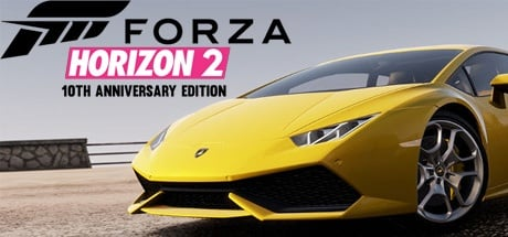 Forza Horizon 2 Standard - 10th Anniversary Edition XBOX ONE
