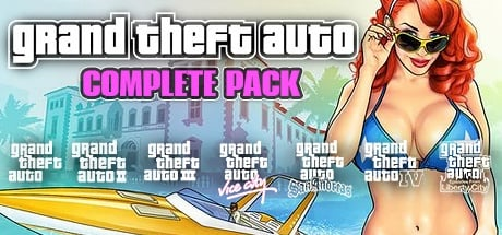 Grand Theft Auto Complete Pack Extended