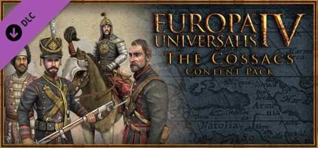 Buy Content Pack - Europa Universalis IV: The Cossacks for Steam PC