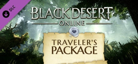 Black Desert Online - Traveler's Package Upgrade