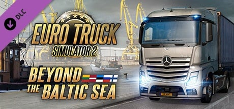 Buy Euro Truck Simulator 2 - Beyond the Baltic Sea for Steam PC