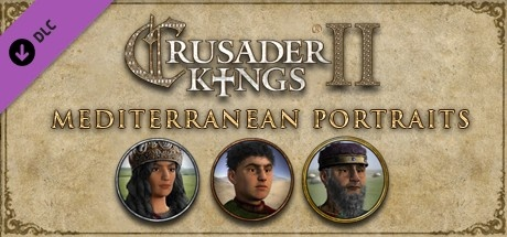 Crusader Kings II: Mediterranean Portraits