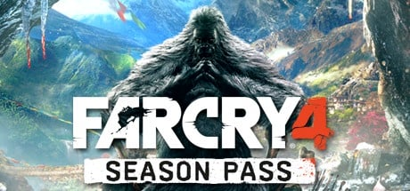 Buy Far Cry 4 Season Pass for U Play PC