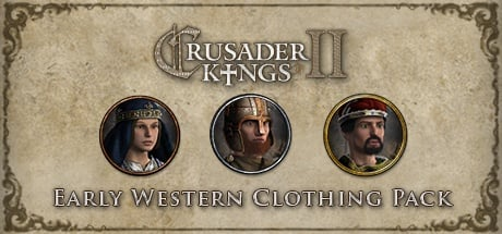 Buy Crusader Kings II: Early Western Clothing Pack for Steam PC