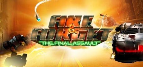 Buy Fire & Forget - The Final Assault for Steam PC