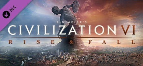 Buy Sid Meier's Civilization VI: Rise and Fall for Steam PC