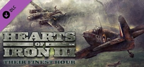 Buy Hearts of Iron III: Their Finest Hour for Steam PC