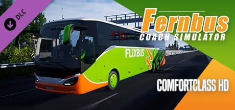 Buy Fernbus Simulator - Comfort Class HD for Steam PC