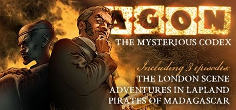 Buy AGON - The Mysterious Codex (Trilogy) for Steam PC